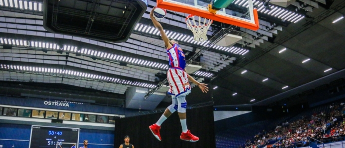 Harlem Globetrotters 90 years tour CZ